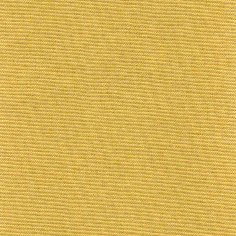 Sample of Mellow Yellow from Olicana Textiles 100% Cotton Calypso Collection