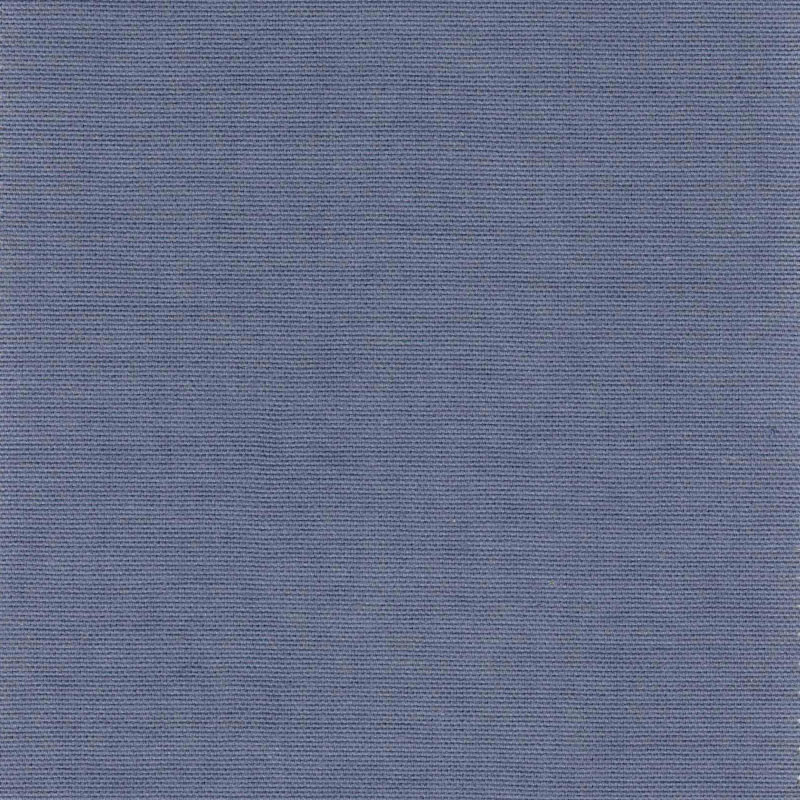 Sample of Cayman Blue from Olicana Textiles 100% Cotton Calypso Collection Screen reader support enabled. Sample of Cayman Blue from Olicana Textiles 100% Cotton Calypso Collection