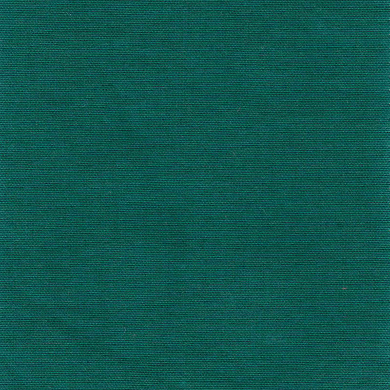 Sample of Grenadine Green from Olicana Textiles 100% Cotton Calypso Collection