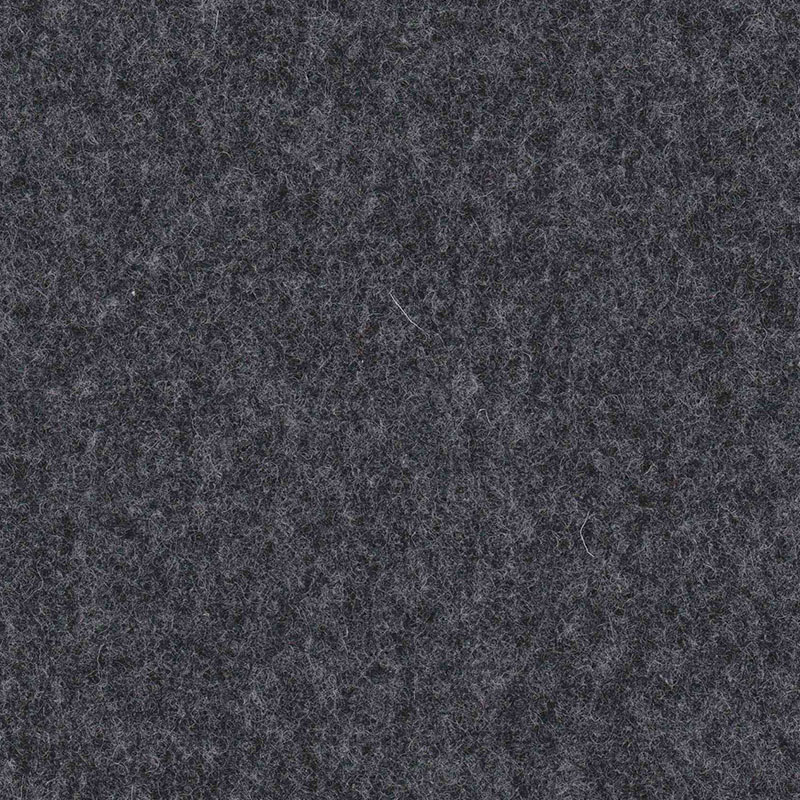 Sample of Granite from the Olicana Textiles 100% Wool Melton collection